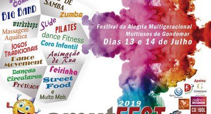 AMUT'Fest 2019 – Festival da Alegria Intergeracional