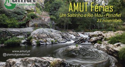 AMUT'Caminhando – Um Saltinho a Rio Mau – Penafiel