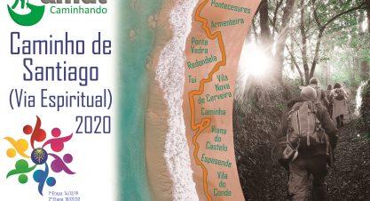 AMUT'Caminhando – Caminho de Santiago Via Espiritual 2020