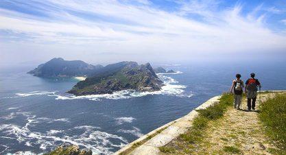 AMUT'Caminhando – Águas cristalinas e Natureza selvagem pela Ilha de Ons, Sanxenxo