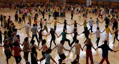 Encontros de Sabedoria – Workshop Biodanza