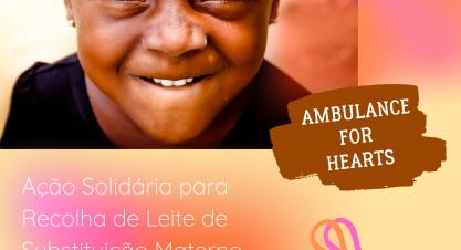 Ação Solidária de Recolha de Leite de Substituição Materno